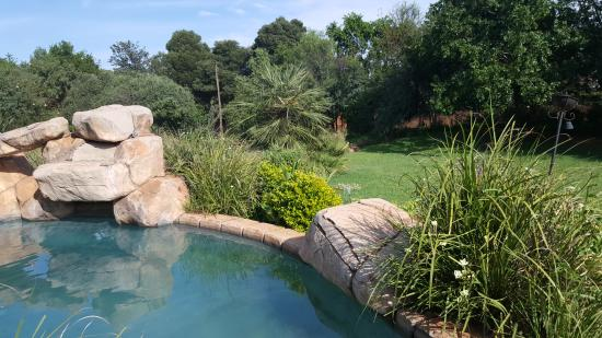 Benoni, Sudáfrica: Swimming pool