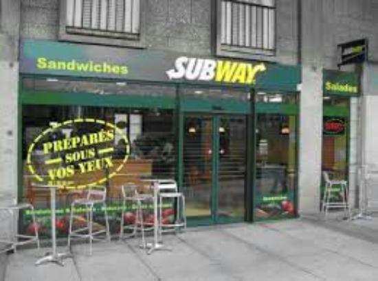 subway pr s de la gare viter avis de voyageurs sur subway amiens tripadvisor. Black Bedroom Furniture Sets. Home Design Ideas