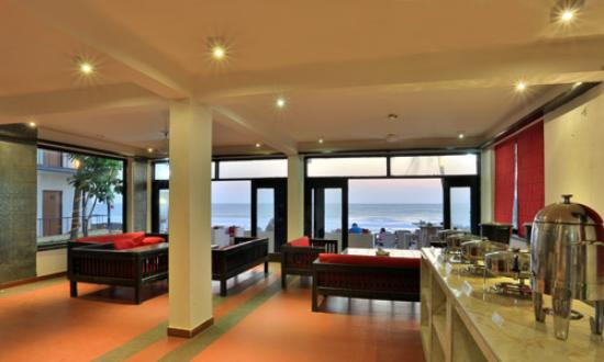 Pernem, Hindistan: Ресторан отеля