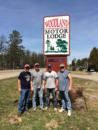 woodland motor lodge grayling mi omd men och