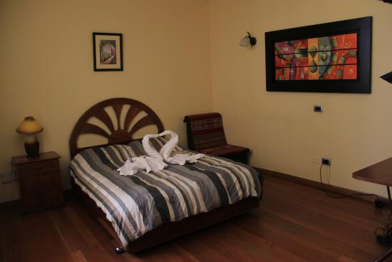 Hotel Mirasol : habitación Matrimonial