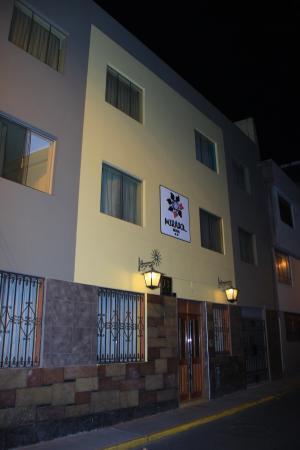 Hotel Mirasol: Entrada Principal