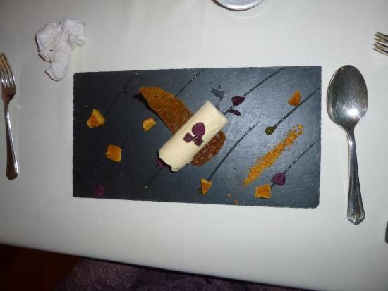 Dunkineely, Irlanda: Limoncello dessert
