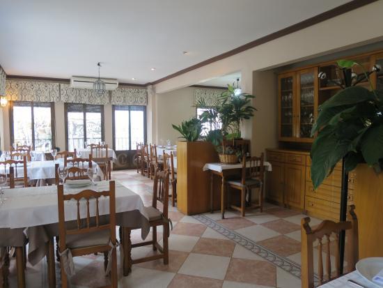 Restaurante Casa Luciano : Comedor - Segunda Planta (a)