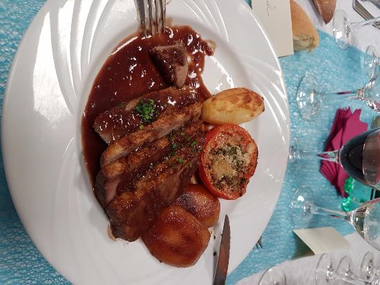 Ille-et-Vilaine, Francia: Restaurant La Selloise à La Selle-en-Luitré