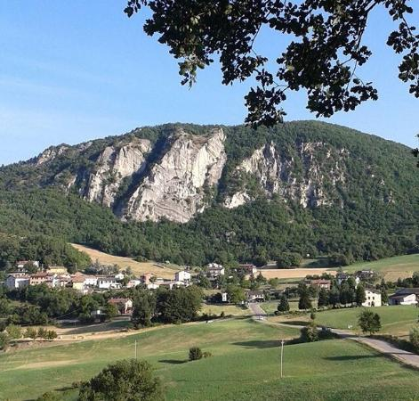 Carpineti, Italy: Monte Valestra
