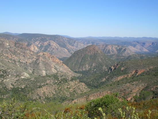 Eastern Cape, Νότια Αφρική: View