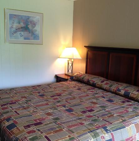 Ridge Top Motel & Campground : Room