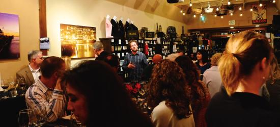San Clemente, CA: Winemaker Dinner