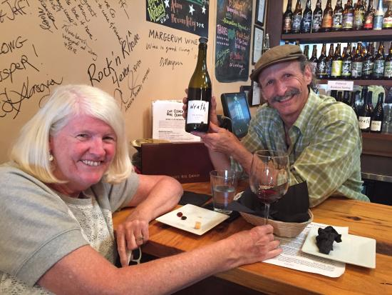 San Clemente Wine Company Wine Tasting