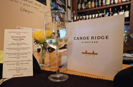 San Clemente, CA: Featured Winery