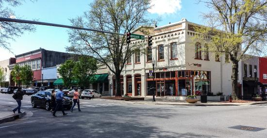 Milledgeville, Джорджия: Downtown Miledgeville