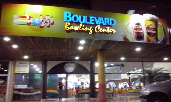 Boulevard Bowling Center