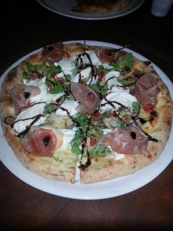 Barcellona Pozzo di Gotto, Italia: Pizza