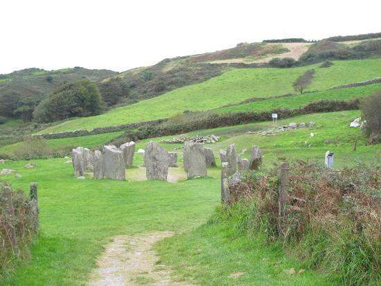 Steinkreis Wie Man Ihn In Irland Erwartet Drombeg Stone Circle