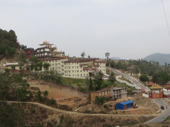 Dhagpo Sheydrub Ling Monastery