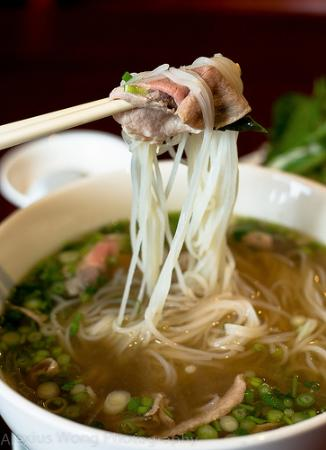 We serve Pho style soups too! - Picture of Bann Thai, Cheshire