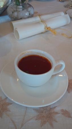 Taj Falaknuma Palace: Hotel dining