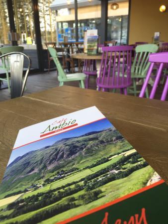 Ings, UK: Cafe Ambio Ings Village Cumbria