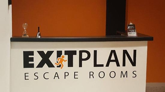 Exit Plan Escape Games