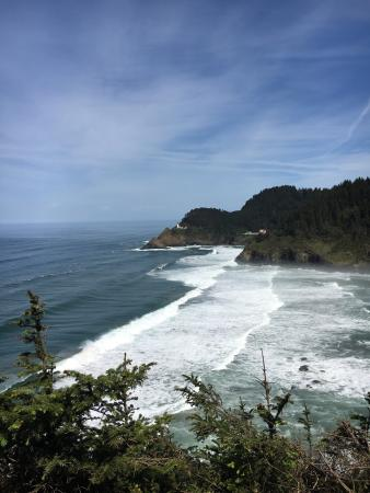 Florence, OR: Heceta Head Lighthouse
