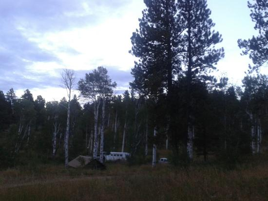 San Juan Hut Systems: Telluride to Gateway: Graham ranch