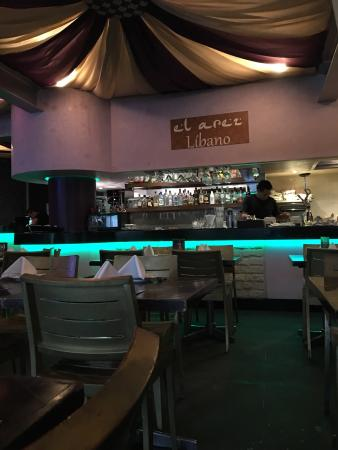 El Arez restaurante libanes