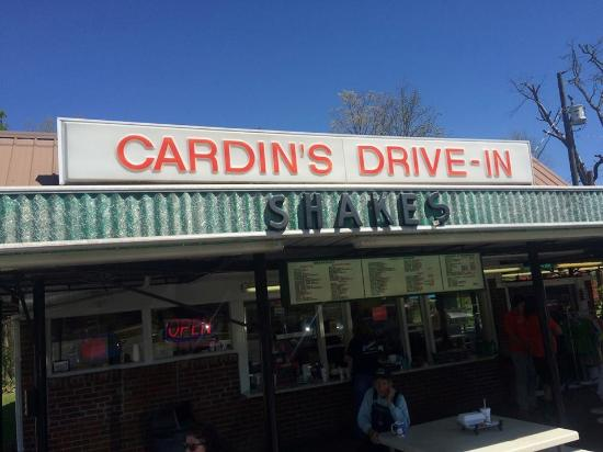 cardin s drive in knoxville restaurant reviews phone number rh tripadvisor co nz