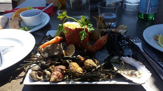 Mirador Le : Fruits de mer