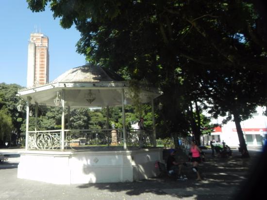 Praca Jose Bonifacio