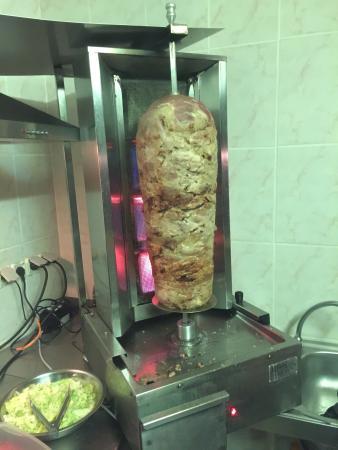 Orbec, França: Mimi Kebab