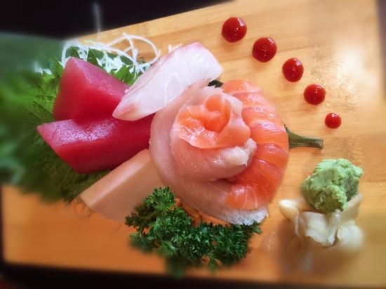 Taylorville, IL: Sashimi Appetizer