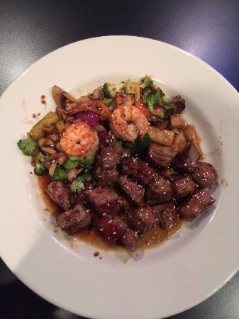 Taylorville, IL: Hibachi Steak