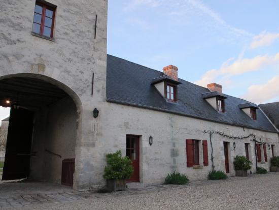 Chamant, Frankreich: la ferme