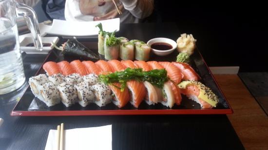 Sachi Sushi : Sushi