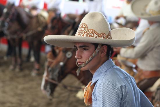 Al Campeonato Charro asisten equipos de varios estados de la República - Picture of ...