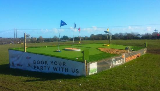 ‪‪Portmarnock‬, أيرلندا: group booking discounts‬
