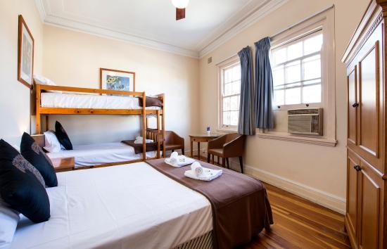 Pymble, Australia: Guest Room