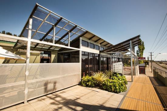Riverside, Austrália: Exterior