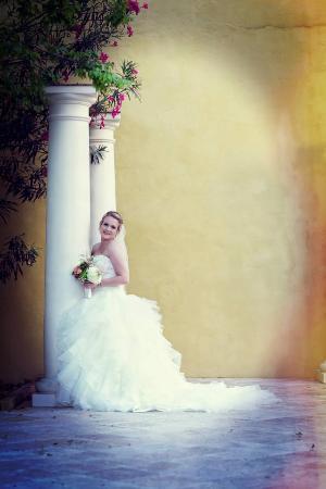 The Lasker Inn: Another gorgeous Lasker bride!