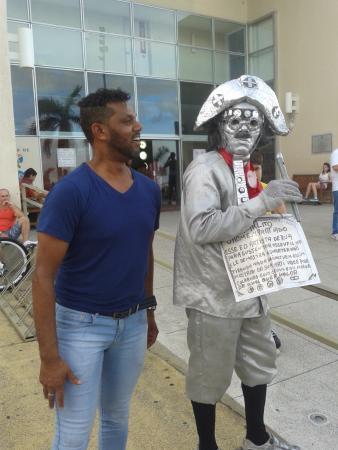 Centro de Artesanato de Pernambuco Unidade Recife: Marco Zero
