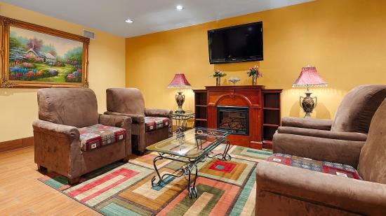 Best Western Canton Inn: Lobby
