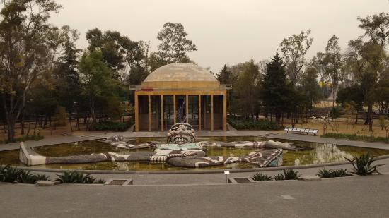 Museo del Carcamo de Dolores: Музей снаружи