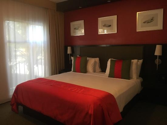 The Spanish Court Hotel: Our suite on the 2nd floor