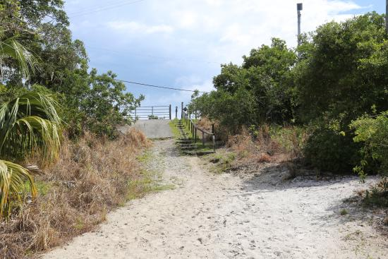 Port Saint Lucie, Flórida: Trail Head