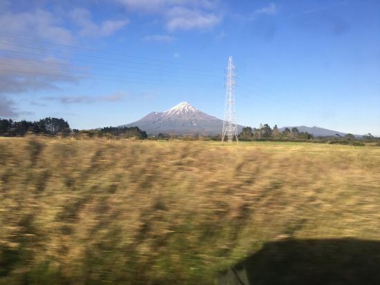Stratford, Nueva Zelanda: Недалеко от города по дороге к горе Таранаки