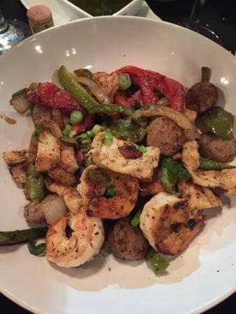 Tuscany Grill: Grilled Mediterranean