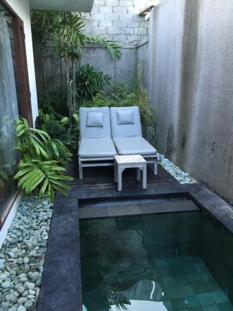 champagne pool picture of new pondok sara villa seminyak rh tripadvisor ca