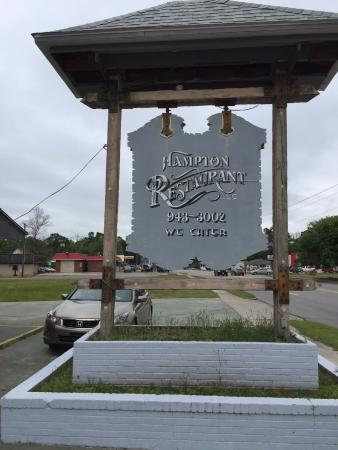 Hampton Restaurant in Hampton, SC