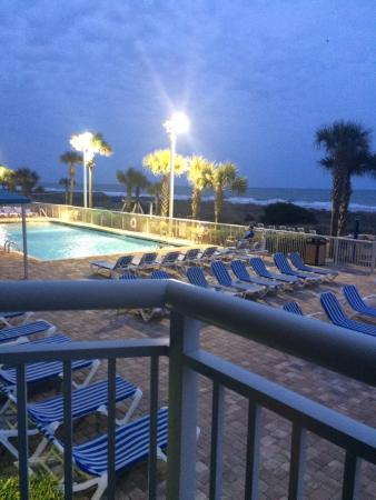 Balcony - Picture of Dunes Village Resort, Myrtle Beach - Tripadvisor